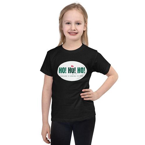Ho Ho Ho toddler t-shirt