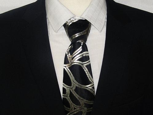 Black Ivory Necktie