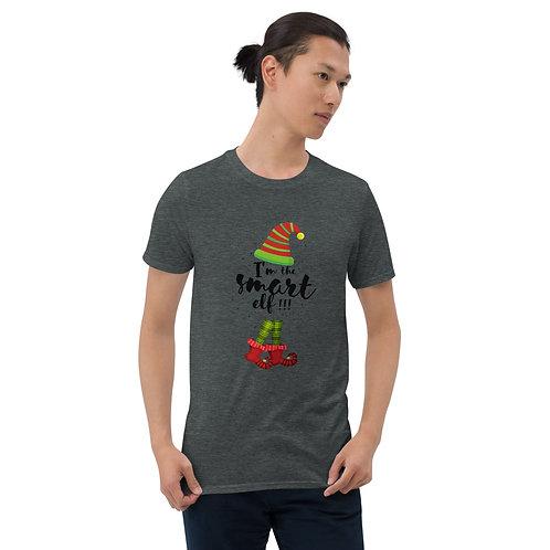 Smart Elf Short-Sleeve Unisex T-Shirt