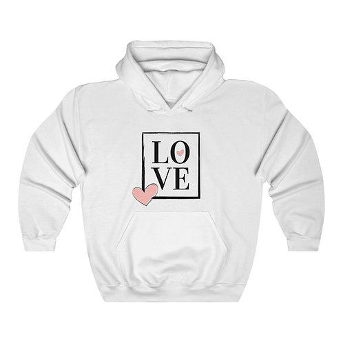 Love Unisex Heavy Blend™ Hooded Sweatshirt