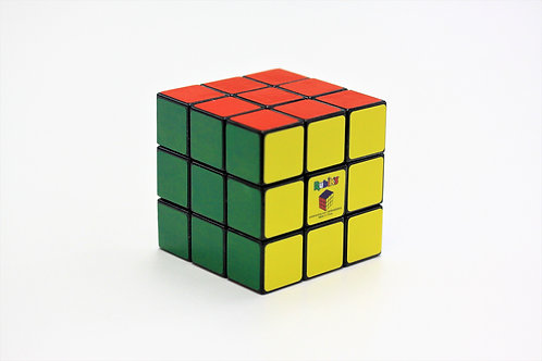 RUBIK'S CUBE 3X3 57MM (STOCK)