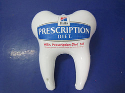 inflatable tooth