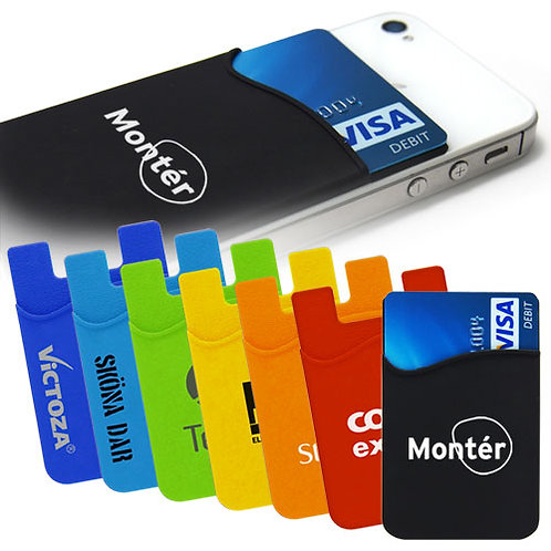 SILICONE MOBILE PHONE POCKET