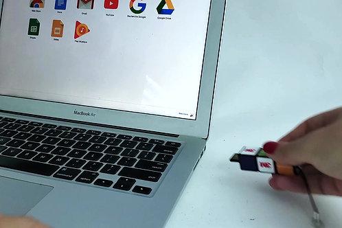 RUBIK'S MINI USB