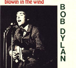 Song of the week : Blowin' in the Wind - Bob Dylan