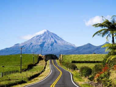South-West : New-Zealand