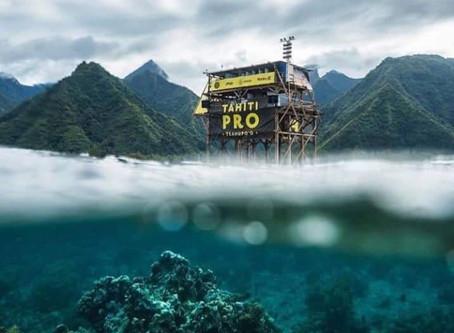 Tahiti Pro- Teahupo'o