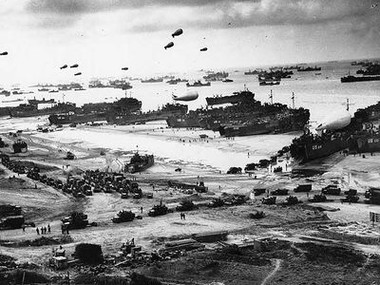 77 years ago : the D-Day