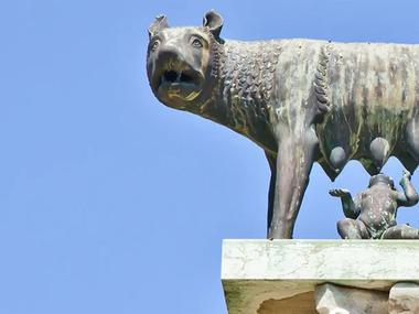 The Legend of Remus & Romulus