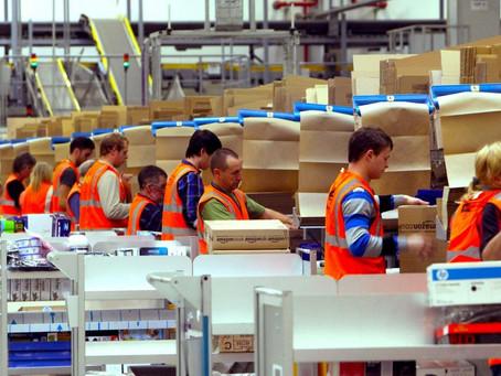 Amazon, a modern slavery ?