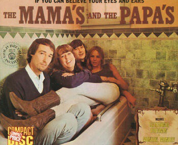 Song of the week : California Dreamin' - The Mamas and the Papas