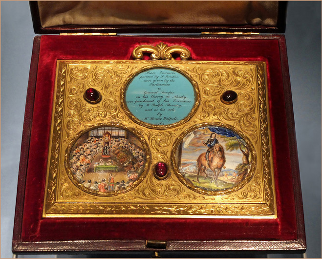 16 THE FAIRFAX ENAMELS OF 1645 by Keith Evans