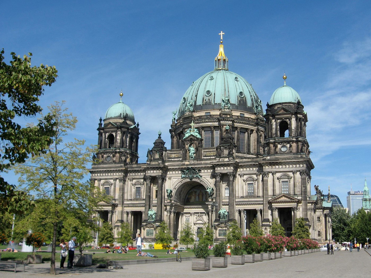 14 BERLIN CATHEDRAL by Colin Bullen