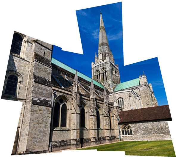 CHICHESTER CATHEDRAL JOINER STYLE by Brian Barkley