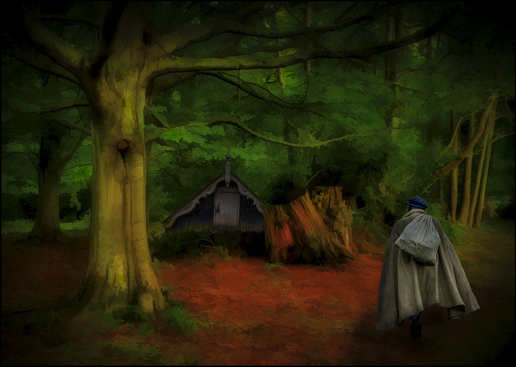 18 THE WILD  WOOD by Mick Dudley
