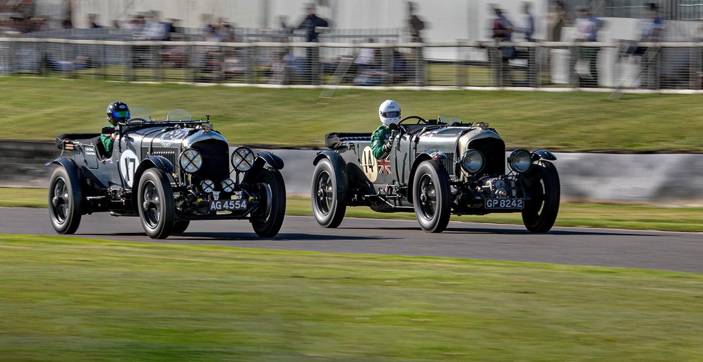 16 RACING HARD by Philip Easom