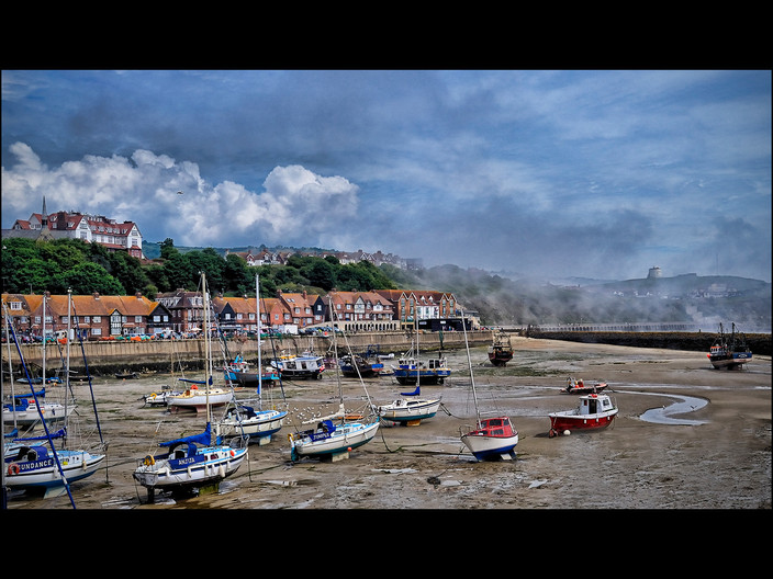 17 WAITING FOR THE TIDE by Mick Dudley