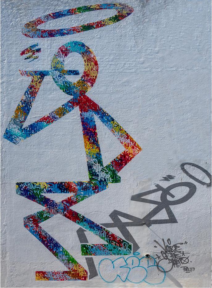 19 STREET ART by David Parkinson