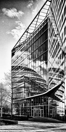 LONDON SOUTH BANK by Nick Ryan