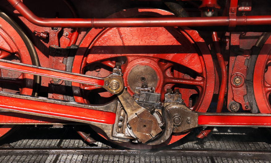 16 DETAIL, 2-10-2 TANK LOCOMOTIVE HARZ MOUNTAIN RAILWAY by Clive Brewer