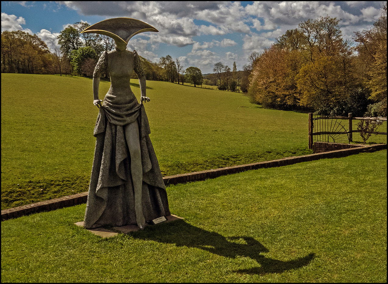 17 A LADY IN WAITING by Jacky Bunyan