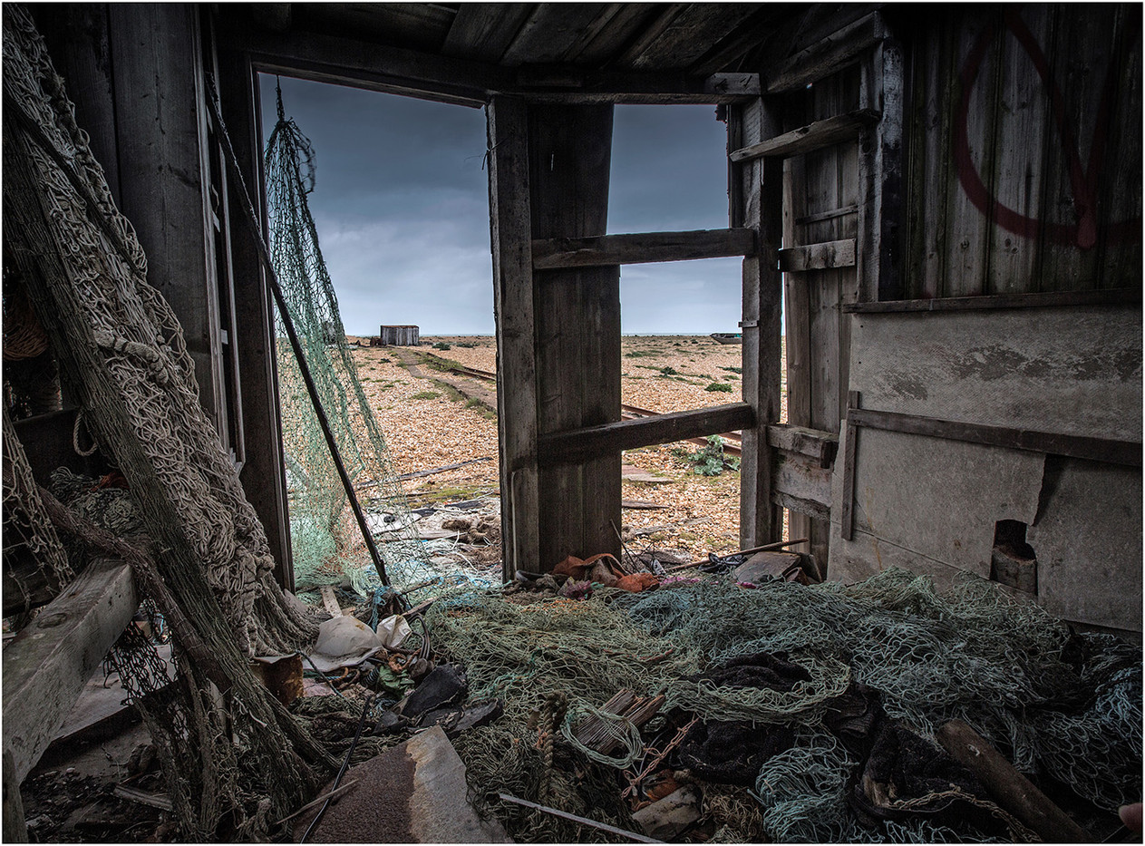 20 VIEW FROM THE FISHERMAN'S LODGE by Graham Bunyan
