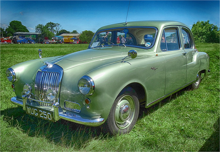 16 ARMSTRONG SAPPHIRE 236 1956-8 by Brian Whiston