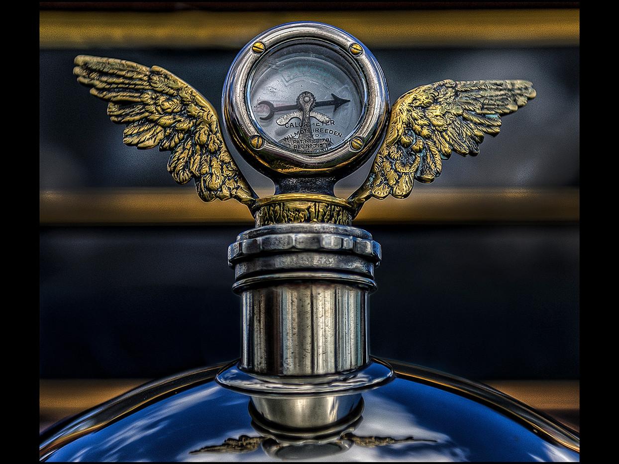 19 WILMOT & BREEDON CAR RADIATOR  CALORIMETER C1940-50 by Mick Dudley