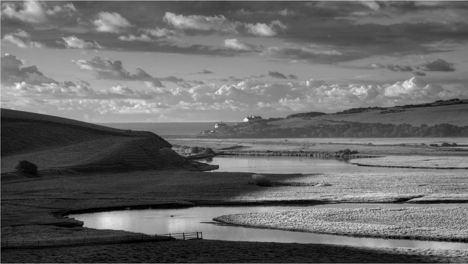 18 CUCKMERE VALLEY by Dave Brooker
