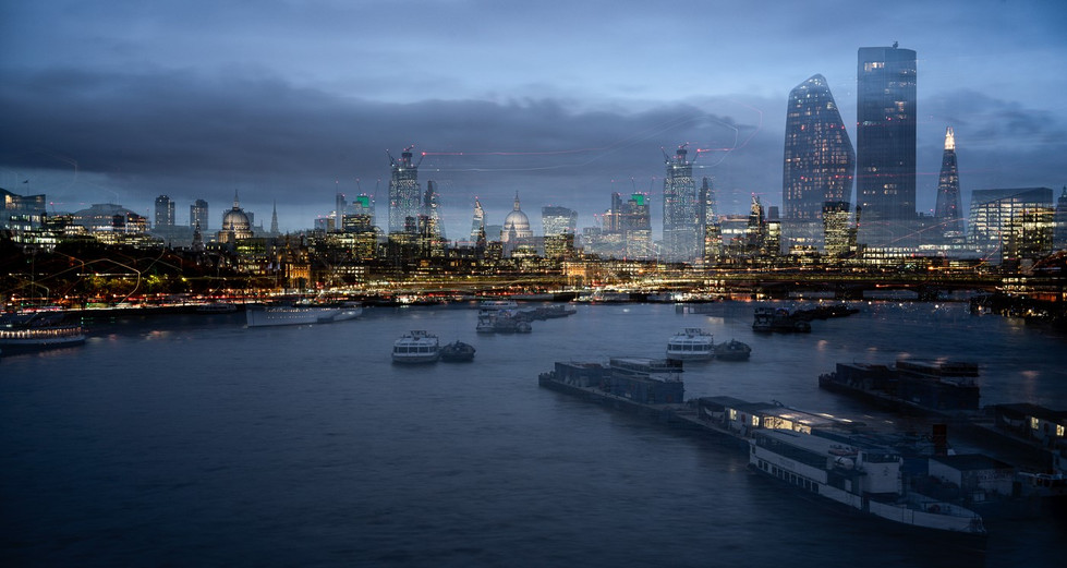 17 DISAPPEARING LONDON by Jeremy Stock