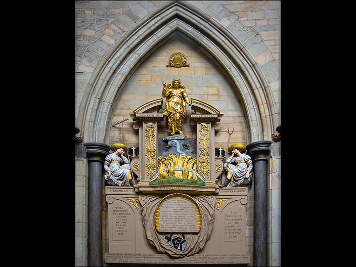 18 AGRICULTURAL MEMORIAL - SOUTHWARK CATHEDRAL by Swales Parry