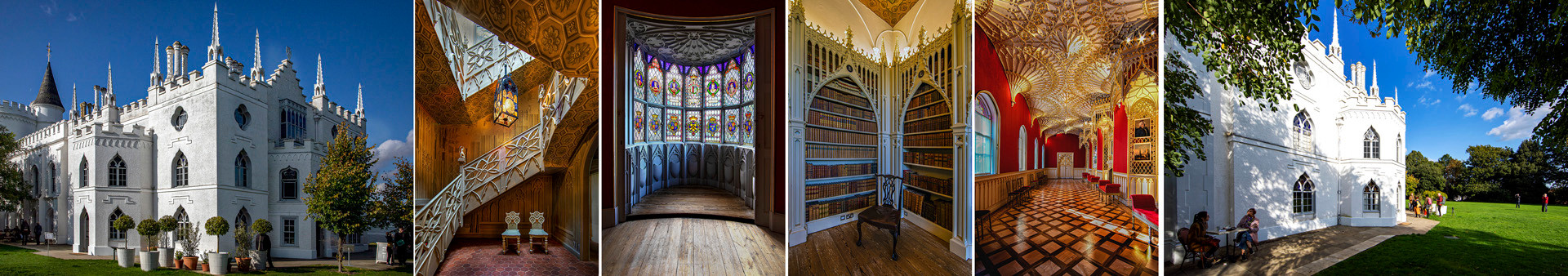 18 STRAWBERRY HILL HOUSE by Philip Easom