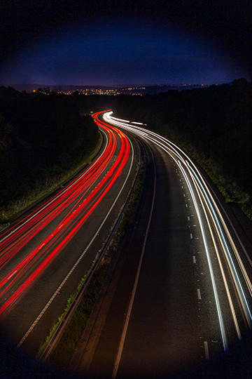14 TRAFFIC LIGHTS by Denys Clarke