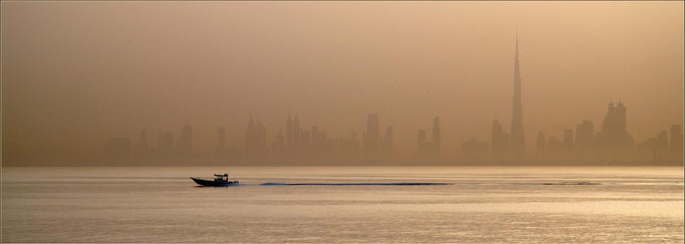GROUP 1 18 SUNRISE FISHING TRIP DUBAI by Dave Brooker
