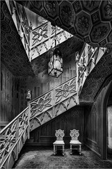 18 STRAWBERRY HILL HOUSE STAIRCASE by Philip Easom