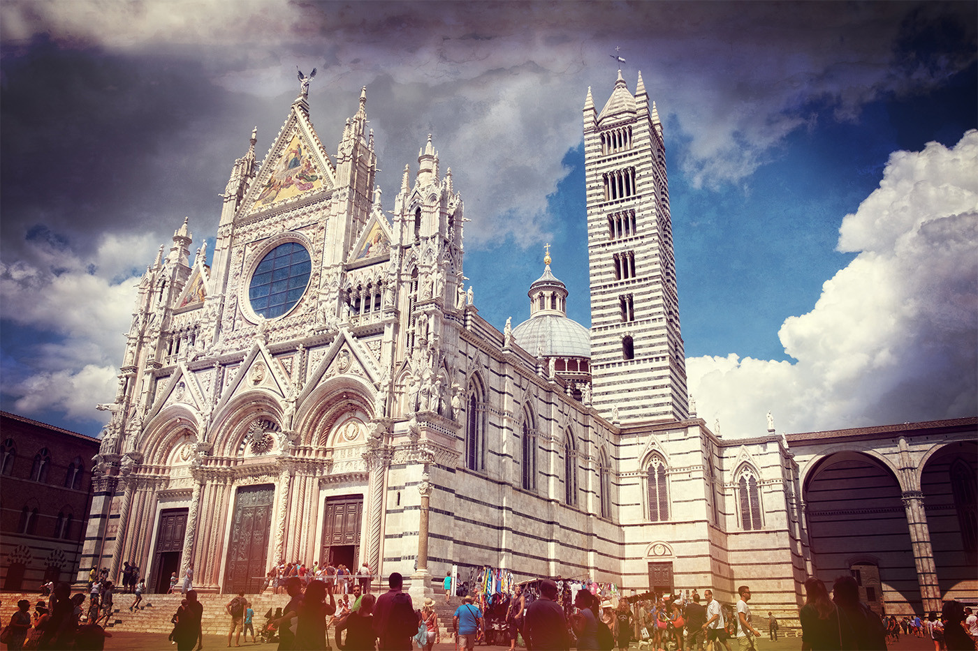 16 SIENA CATHEDRAL by Colin Smith