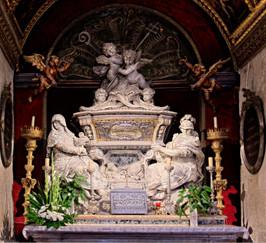 17 ALTAR OF ST DOMNIUS - CATHEDRAL OF DOMNIUS - SPLIT - CROATIA By Tony Hill