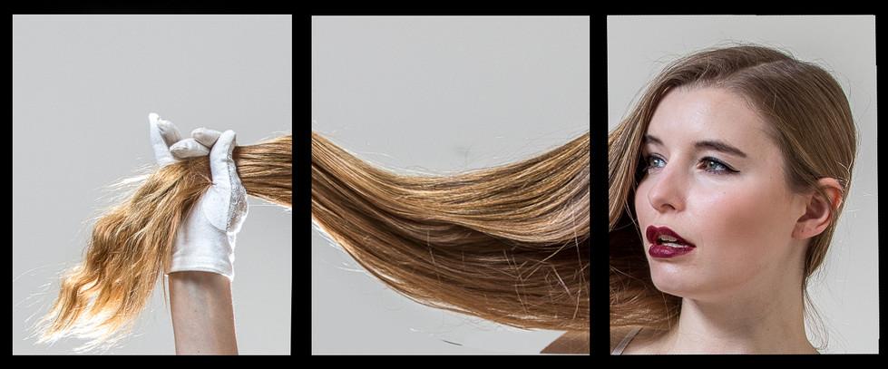 LONG HAIR by Tony Hill