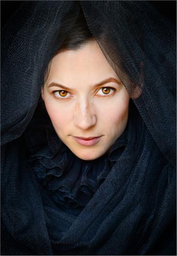 18 BLACK WIDOW by Annik Pauwels