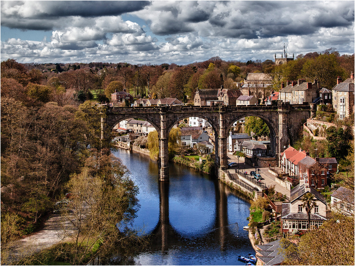 GROUP 1 18 KNARESBOROUGH VIADUCT by Lol Beacham