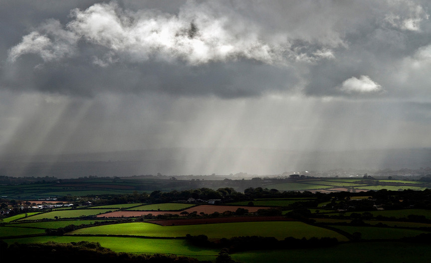 GROUP 1 20 STORM HEADING TO BODMIN by Peter Tulloch