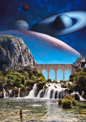 15 BATHING BENEATH THE PLANETS by Tony Hill