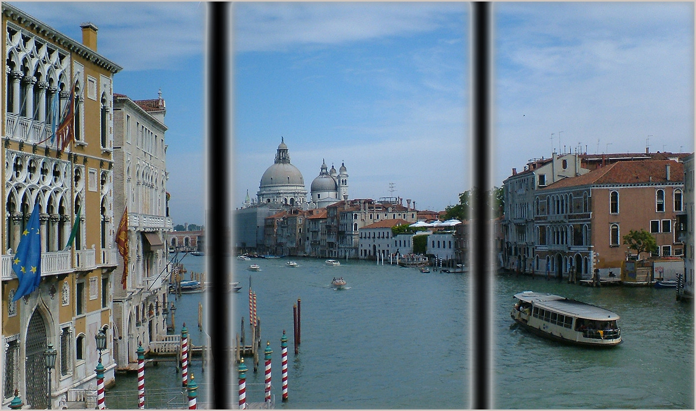 THE GRAND CANAL by Cathie Agates