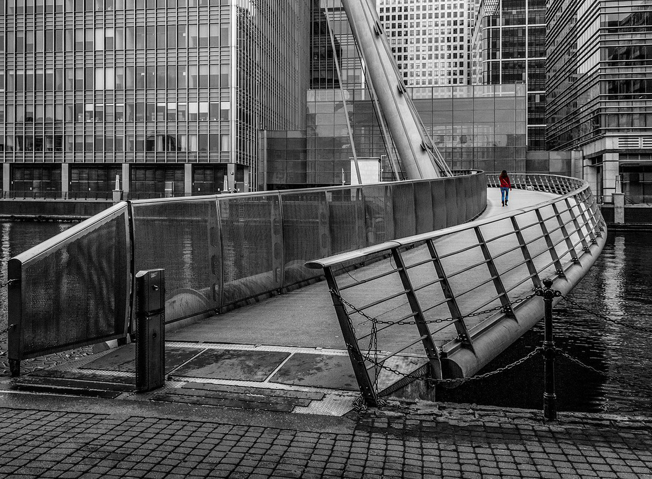 14 HEART OF DOCKLANDS by Philip Smithies