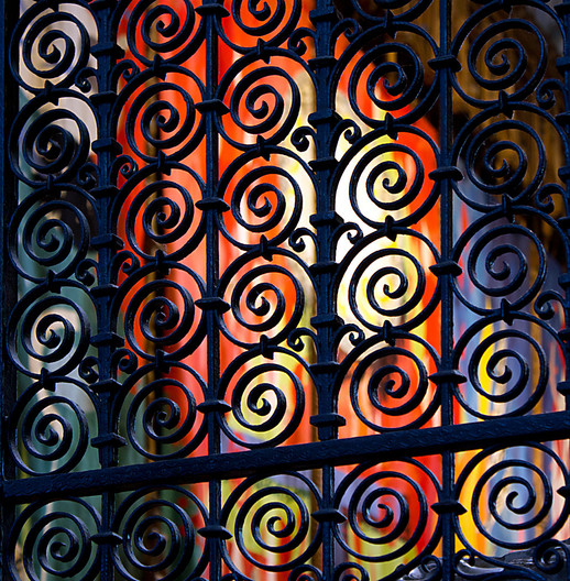 ALTAR SCREEN CHICHESTER CATHEDRAL by Liz Turton