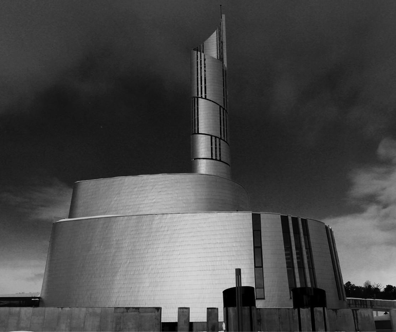 19 ALTA PARISH CHURCH, NORWAY by Pam Sherren