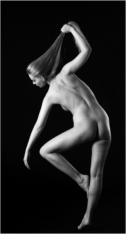 17 MUSE OF THE DANCE by Richard Ames