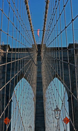 17 BROOKLYN BRIDGE by Joan Gow
