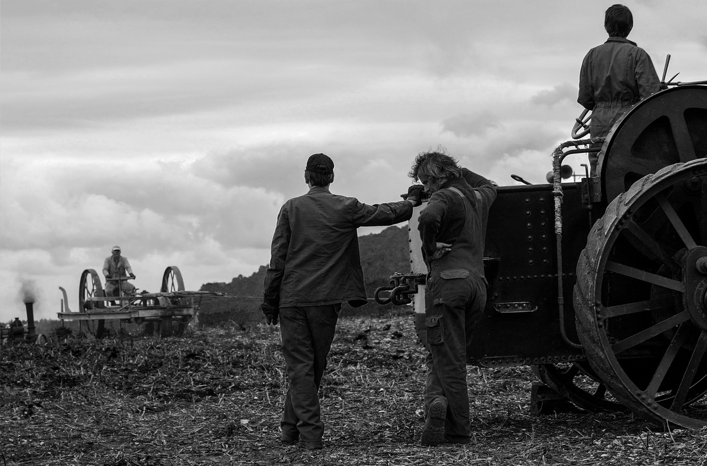17 WAITING FOR THE PLOUGH by Richard Gandon
