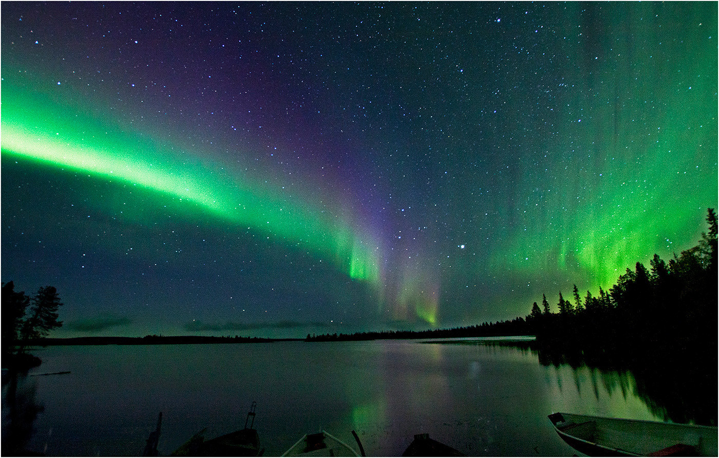 GROUP 2 20 THE AMAZING AURORA BOREALIS by Mike Hart